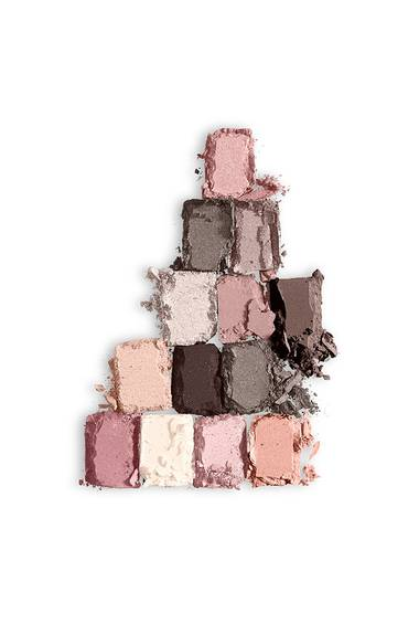 THE BLUSHED NUDES® ØJENSKYGGEPALETTE