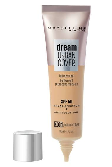 Dream Urban Cover Protective Face Makeup